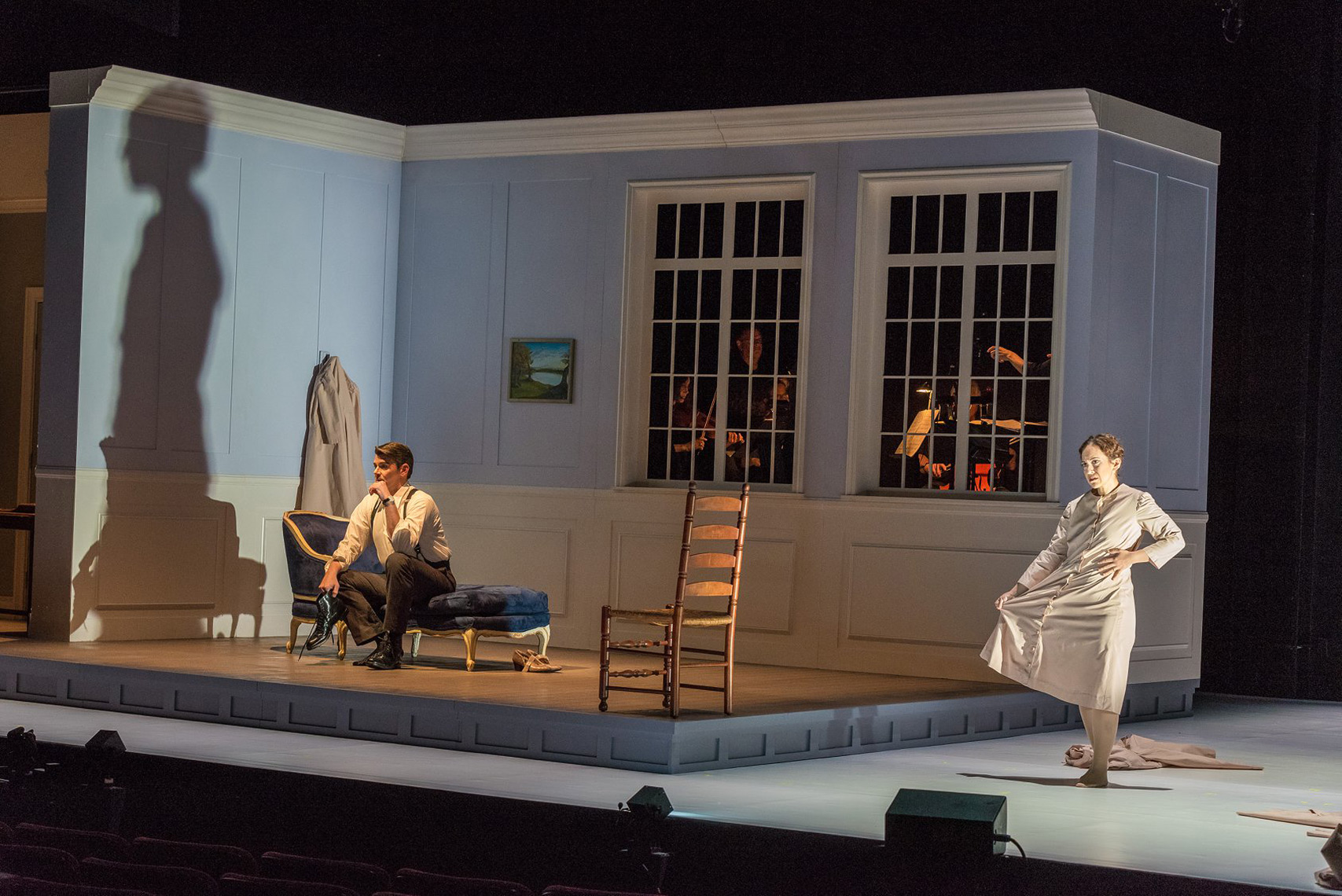 Josh Epstein Design - Opera Saratoga - Lighting Ellen West