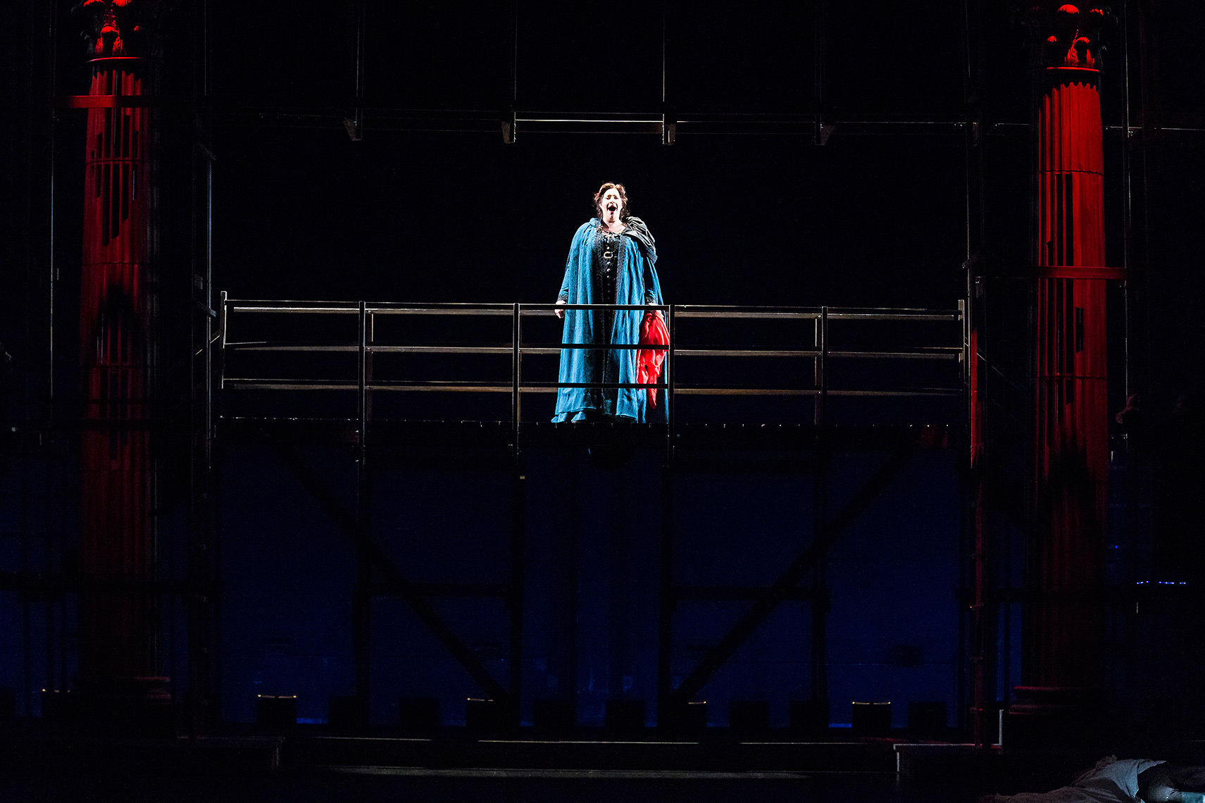 Josh Epstein Design - Opera Santa Barbara - Lighting Tosca
